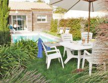 Talmont Saint Hilaire - Holiday House Villa Cardamine