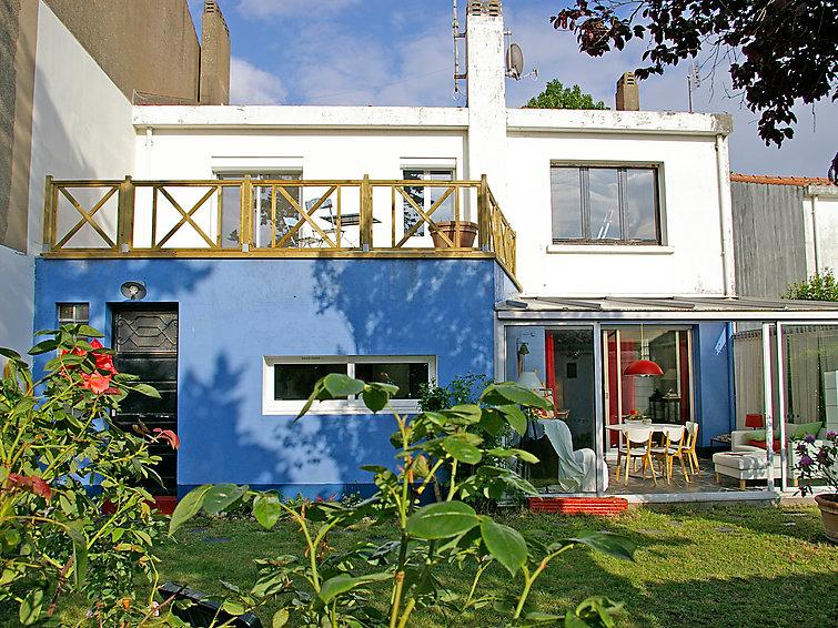 met je hond naar dit vakantiehuis in Les Sables d'Olonne