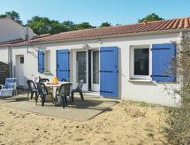 Longeville sur mer - Vakantiehuis Entre Mer et Forêt (LSM110)