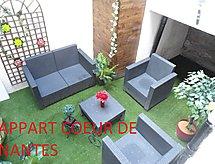 Nantes - Apartment Jardin en Ville