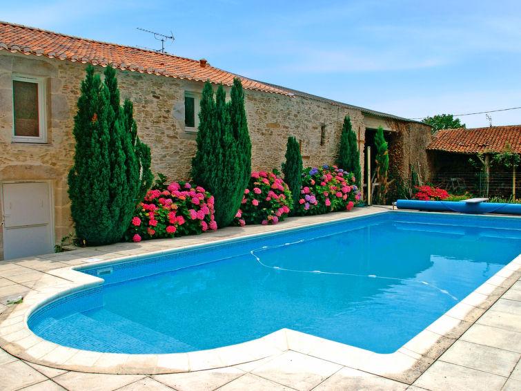 Casa de vacaciones Le Clos des Vignes