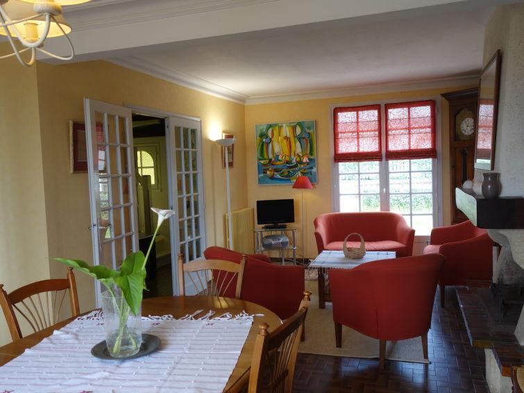 Kuća za odmor Portivy s pećnicom i tv-om