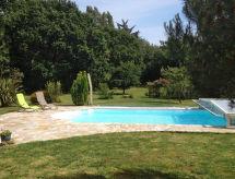 St Gildas-de-Rhuys - Ferienwohnung Ferienwohnung mit Pool (RHU358)