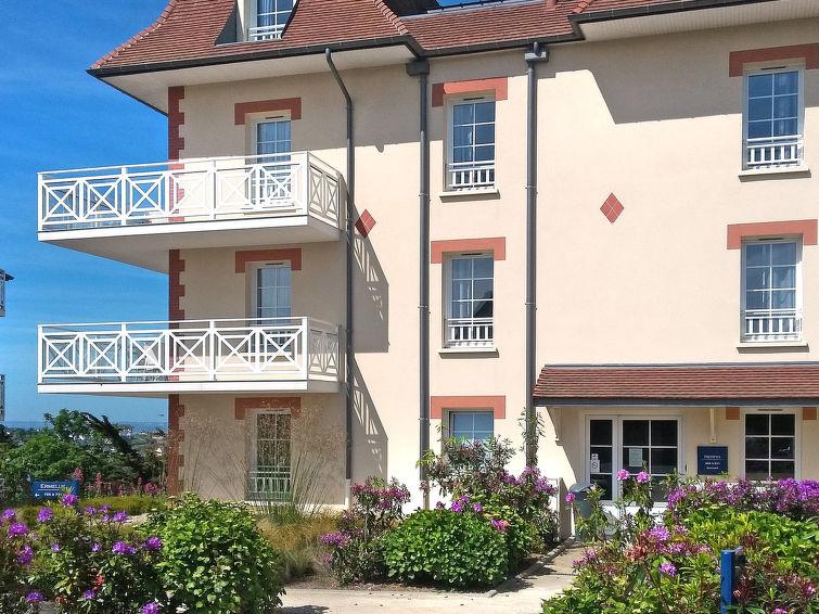 Rekreační apartmán Villas du Spa (PFE402)