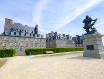 Saint Malo - Appartement Maupertuis