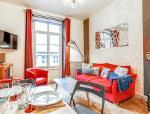 Saint Malo - Appartement La corne de Cerf