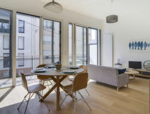 Saint Malo - Appartement Villa Terre neuve