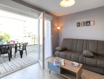Saint Malo - Appartement les opalines