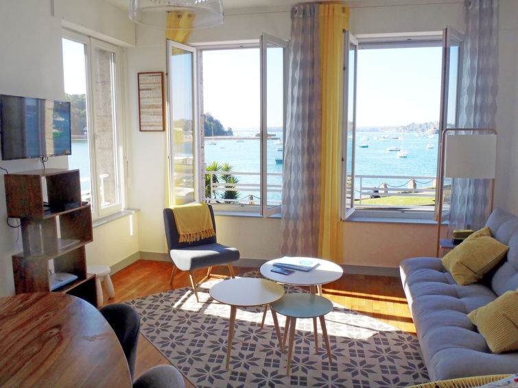 Holiday Apartment Vue Solidor