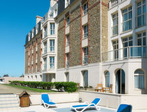 Saint Malo - Apartment Reine Marine balcon mer T2 (ALO300)