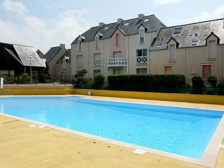 Apartman za odmor La Baie des Corsaires s mjestima za surfanje i za jahanje