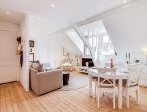 Dinard - Appartement La Mansarde