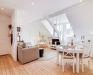 Appartement La Mansarde, Dinard, Zomer