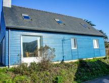 Crozon-Morgat - Maison de vacances Maison bleue