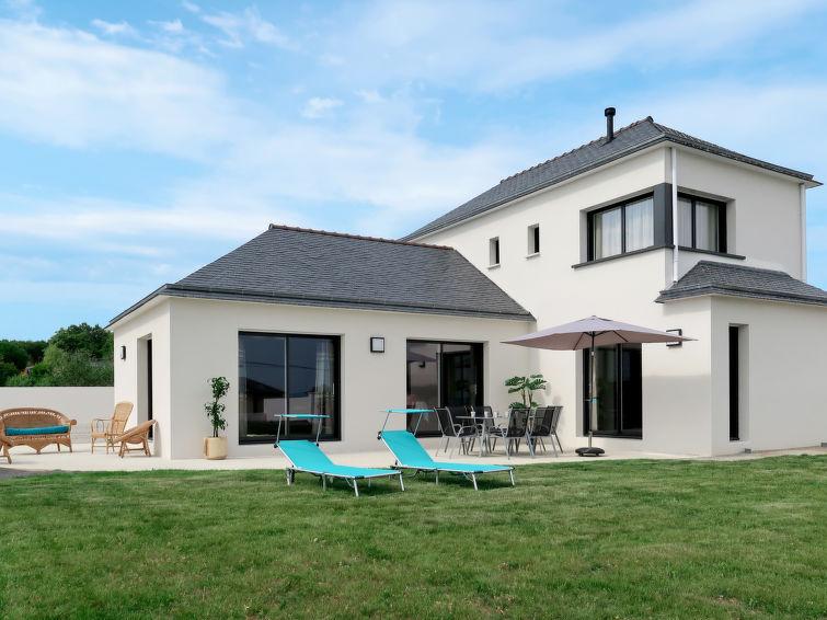 met je hond naar dit vakantiehuis in Telgruc sur Mer