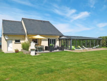 Kersaint-Plabennec - Ferienhaus Ferienhaus mit Pool (KPB100)