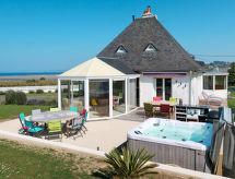 Locquirec - Maison de vacances Villa de la Plage (LOQ213)