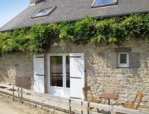 Plounevez Lochrist - Maison de vacances Ferienhaus mit Pool (PLR206)
