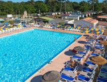 La Palmyre - Ferienwohnung Anlage mit Pool (LPL411)