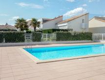 Vaux Sur Mer - Apartment Les Jardins de l'Océan