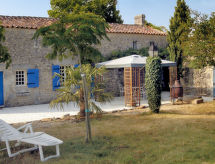 Sainte Gemme - Ferienhaus Petichaud