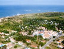 Île d'Oléron - Maison de vacances Chalet détente 4 personnes (IDO502)