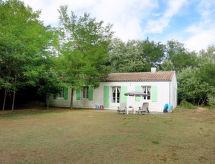 Ile d'Oléron - Vacation House La Melounière (IDO141)