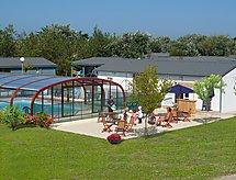 Hameaux des Marines con forno und piscina