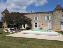 Gemozac - Ferienhaus Le Manoir Des Touches