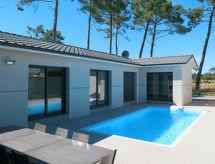 Montalivet - Vakantiehuis Les Magnolias (MVT185)