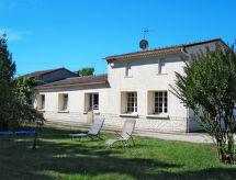 Gaillan-en-Médoc - Vakantiehuis Vigneau (GEM140)