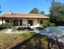 Lacanau - Vakantiehuis Orée des Greens