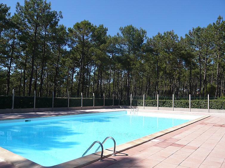 Ferienhaus Les Palombes, Lacanau, Sommer