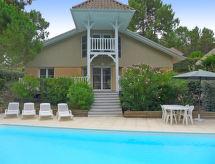 Lacanau - Vakantiehuis Eden Club