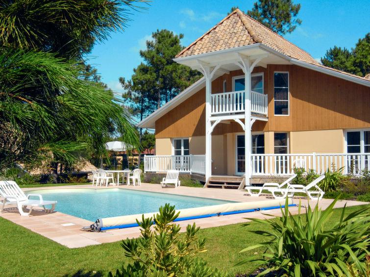 met je hond naar dit vakantiehuis in Lacanau