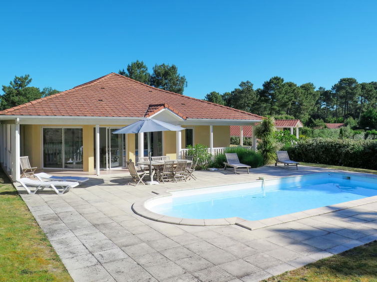 Eden Parc Golf (LCA342) Holiday resort in Lacanau