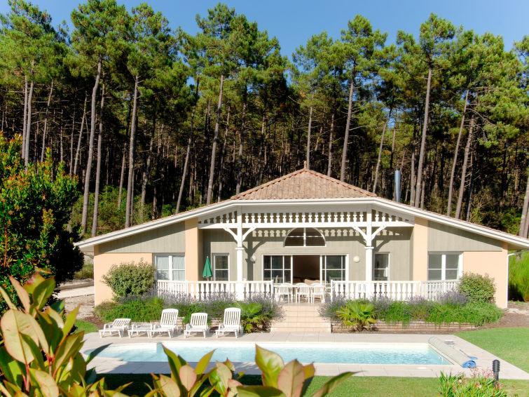 Atlantic Green (LCA351) Holiday resort in Lacanau
