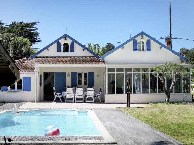 L'Oiseau Bleu (SUL400) Accommodation in Soulac-sur-Mer