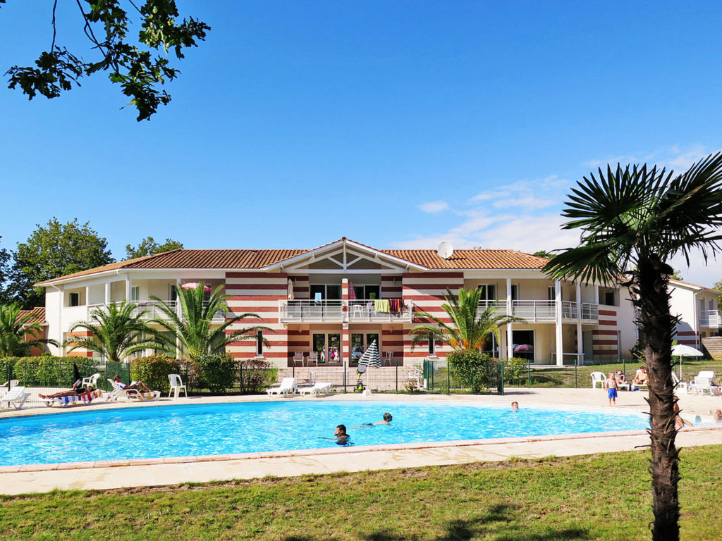 Appartement de vacances Domaine des Sables (SUL300) (112251), Soulac sur Mer, Côte atlantique Gironde, Aquitaine, France, image 1
