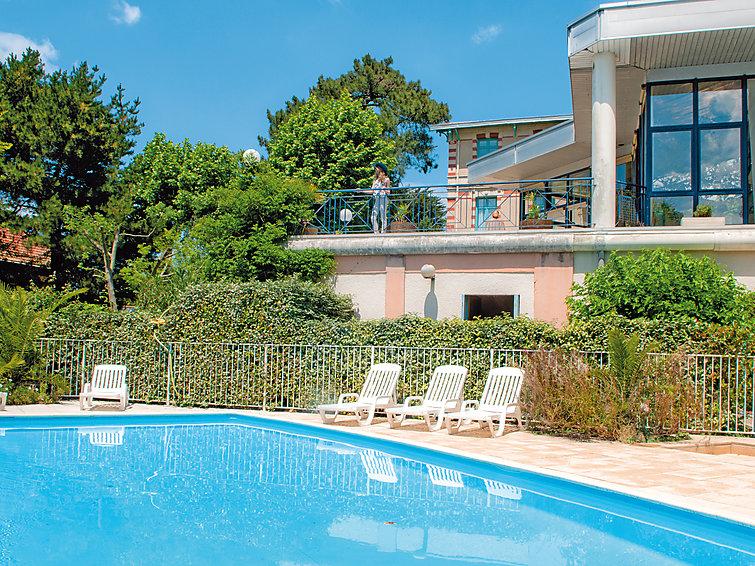Lovely Apartment Villa Régina, Arcachon, Summer