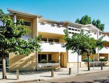 Carcans Maubuisson - Apartment Résidence Le Grand Pavois (MAU101)