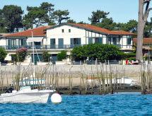 Cap Ferret - Appartement Résidence Las Delicias (CFE103)