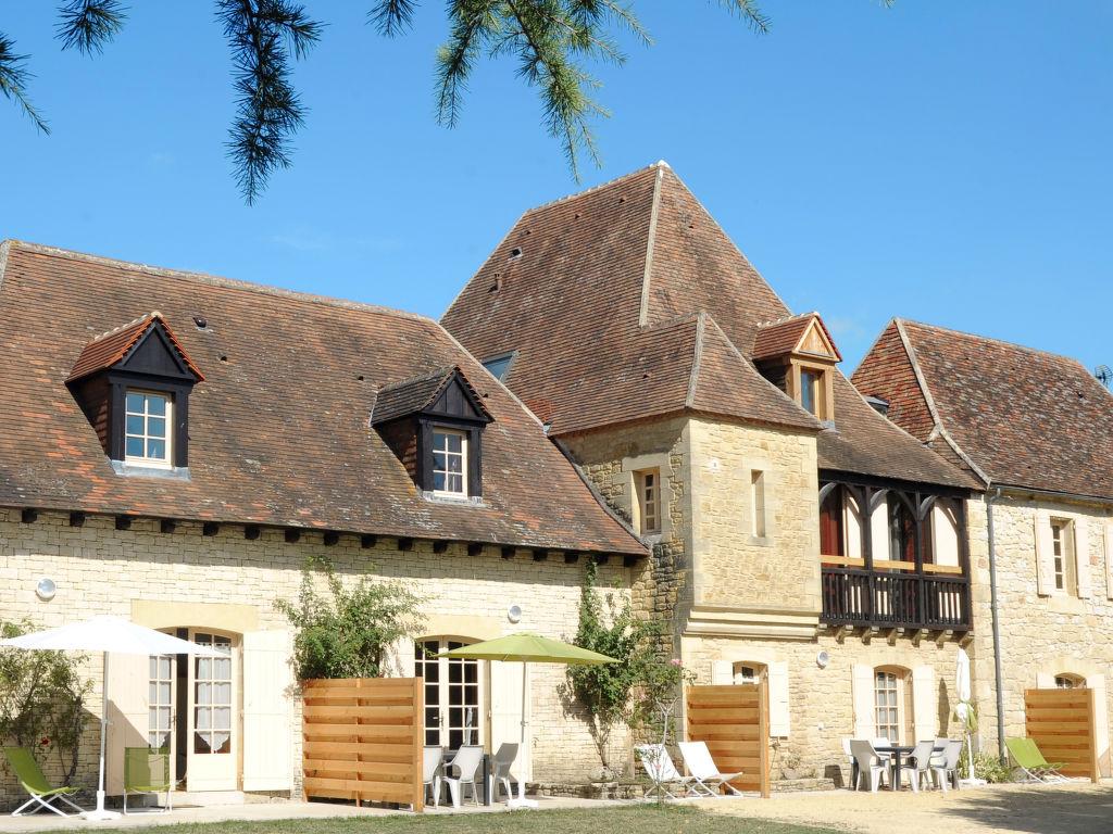 Ferienwohnung Le Clos des Rives (SCO100)