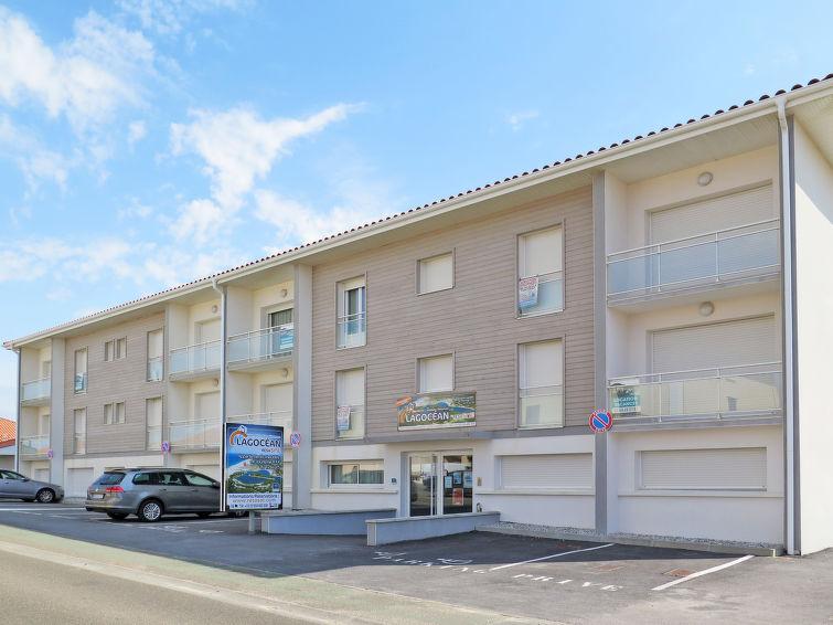Résidence Lagocéan (VIB302) - Apartment - Vieux-Boucau
