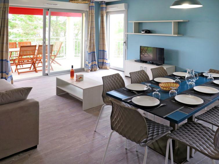 Les Sables d'Or (VIB313) - Apartment - Vieux-Boucau