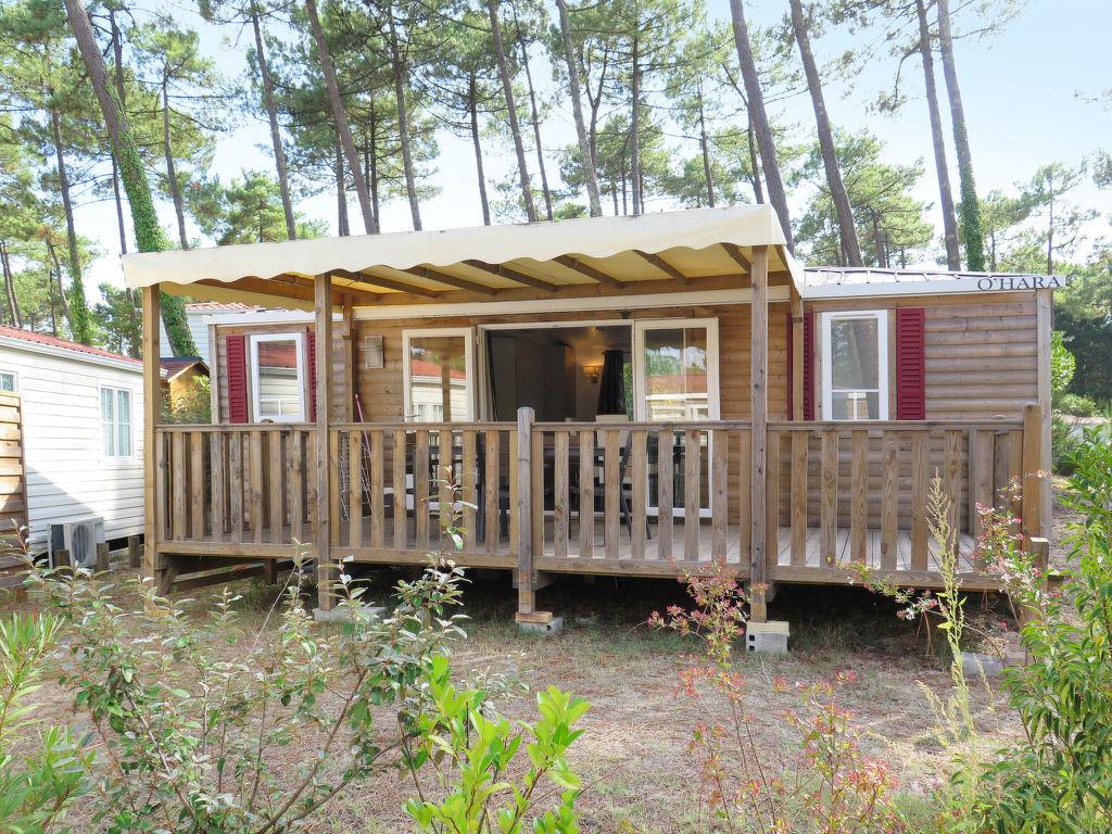 Ferienhaus Eco Village Naturéo (SGN310) Ferienpark in Frankreich