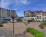 Ferienwohnung Balcons du Port, Capbreton, Sommer