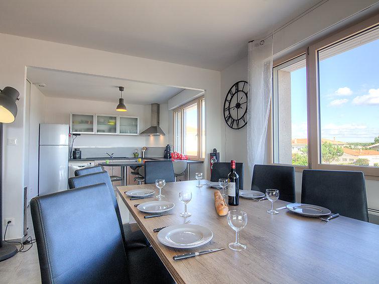 Rekreační apartmán Les Pergolas