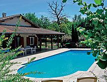 La Coraka mit Terrasse und Garten