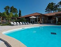 Biscarrosse - Vakantiehuis Les Cottages du Lac
